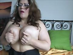 milf, horny, plump, mom, tasty, mature, masturbation