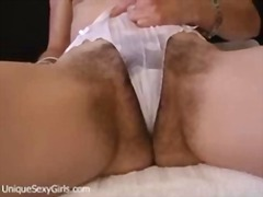 pussy, fotze, girl, vagina, natürliche brüste, reif, haarig