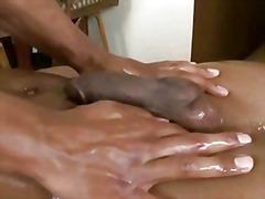 komad, gej, analni sex, hardkor, mladi gej muškarci, ulje
