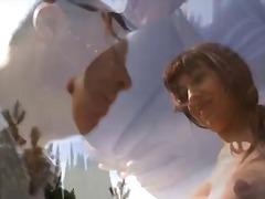 Ейми Брук, цици, яки мацки, гледна точка, големи цици
