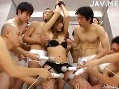 spielzeug, dominanz, asien, orgie, seidenstrümpfe