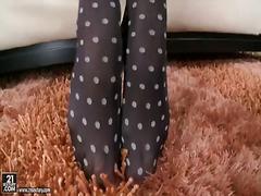 Алита Оушън, блондинки, фетиш с крака, брюнетки