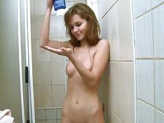 соло, душ