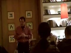 Ив Ейнджъл, групов секс, яки мацки