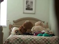 домашно видео, голям бюст, шпионски, блондинки