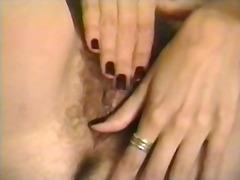 мастурбация, космати