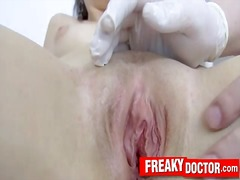 гинеколог, вагина, фетиш, сливи, медицински