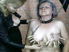 садо-мазо, бабички, женска доминация