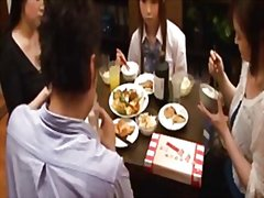 японки, двойка, орално, азиатки, 69