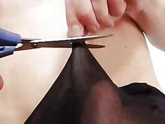 männlich, twink, masturbationen, gay, fetish, masturbieren, solo, strumpfhose