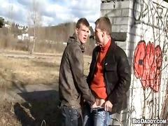 Мъже Се Целуват