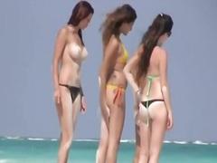 kız, plaj, casus, italyan