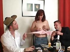 възрастни, мама, бабички, тройка, групов секс
