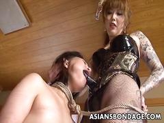 японки, бондаж, лесбийки, садо-мазо, азиатки