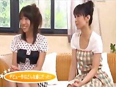 asiatice, japoneze, in grup