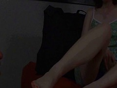 чорапи, фетиш, женска доминация, фетиш с крака
