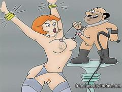 комикси, анимация