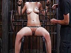 extreme, rollenspiele, sklave, erniedrigung, girl, dominanz, bondage