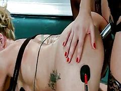 Шанел Престън, лесбийки, женска доминация, доминация